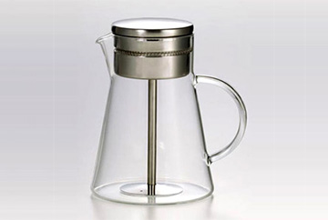 Jaener Glas Passero Coffee Maker